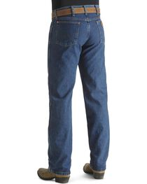 "Wrangler Jeans - 13MWZ Original Fit Premium Wash - 38-40"" Tall Inseam, , hi-res"