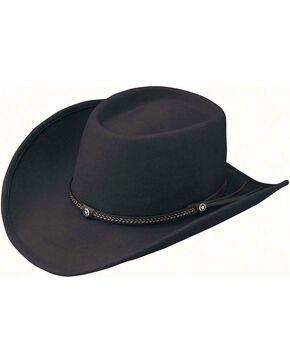 Outback Unisex Durango Hat, Black, hi-res