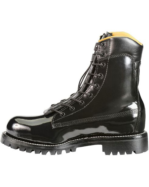 "Chippewa Men's Street Warrior 8"" Work Boots, Black, hi-res"