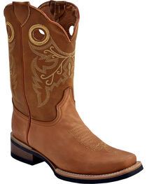 Ferrini Men's Renegade Western Boots - Square Toe, , hi-res