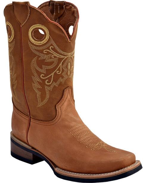 Ferrini Men's Renegade Western Boots - Square Toe, , hi-res