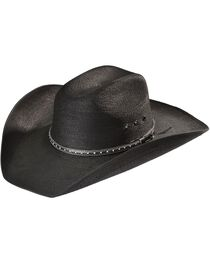 Bullhide Men's Country Strong Straw Hat, , hi-res