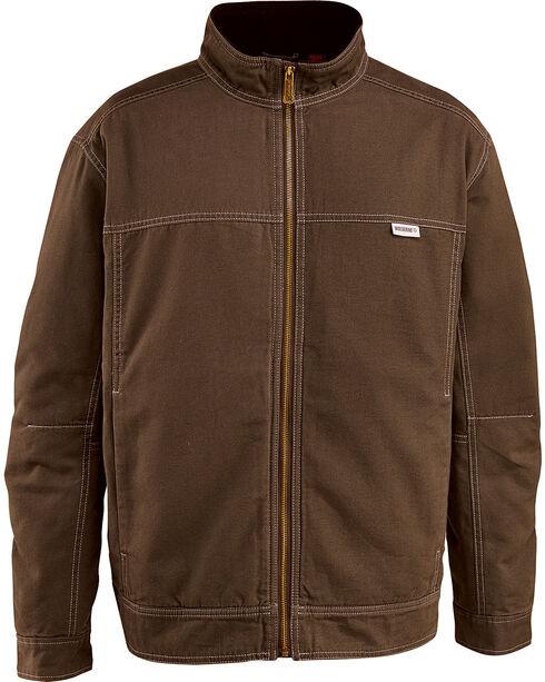 Wolverine Men's Porter Jacket, Dark Brown, hi-res