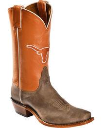 Nocona Women's University of Texas College Boots, , hi-res