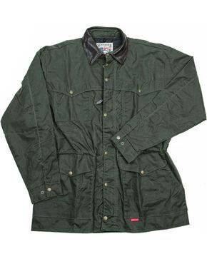Schaefer Outfitter Men's Loden Rangewax High Plains Drifter Jacket , Olive, hi-res