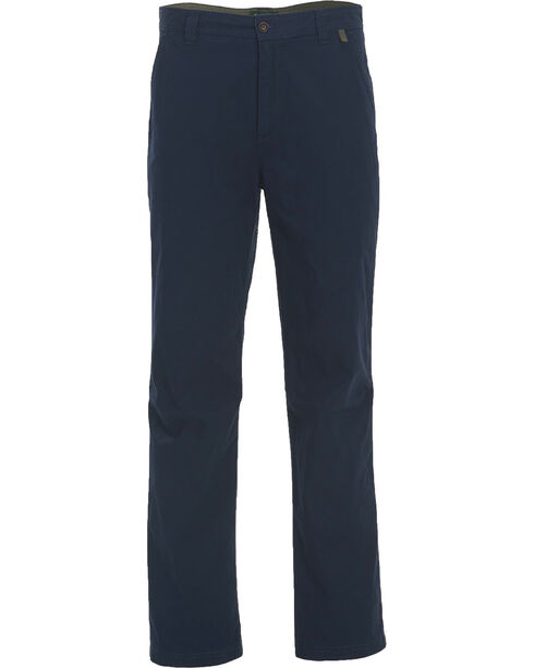 Woolrich Men's Vista Point Echo Rich Pants, Indigo, hi-res
