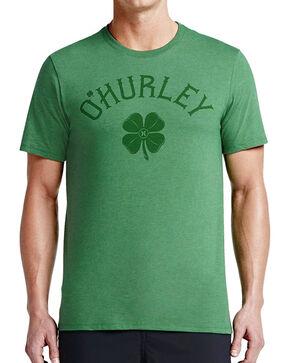 Hurley Men's O'Hurley Premium Tee, Green, hi-res