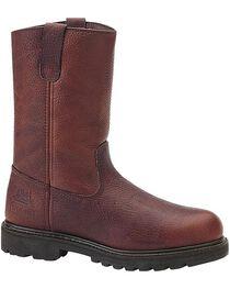 CAT Men's Colt Steel Toe Work Boots, , hi-res