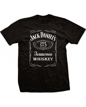 Jack Daniel's Men's Classic Tennessee Whiskey Tee, Black, hi-res