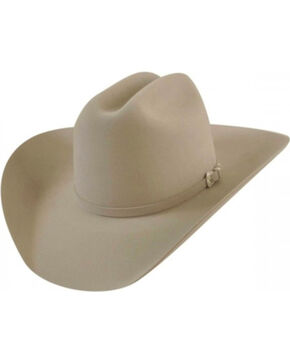 Bailey Men's Pro 5X Wool Felt Cowboy Hat, Buckskin, hi-res