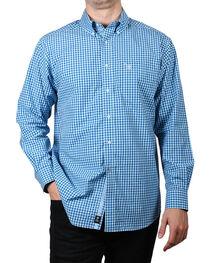 Ariat Men's Mankins Long Sleeve Performance Shirt, , hi-res