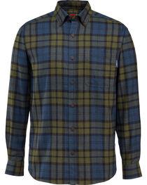 Wolverine Men's Hammond Long Sleeve Flannel Shirt , , hi-res