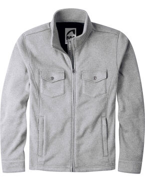 Mountain Khakis Men's Old Faithful Sweater, Grey, hi-res