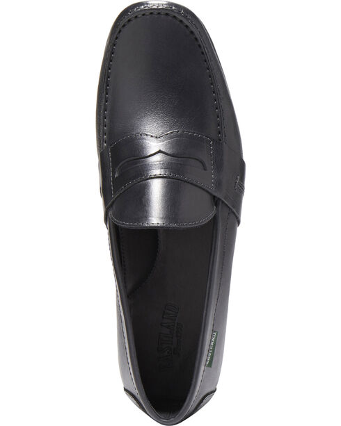 Eastland Men's Pensacola Slip On Loafer - Moc Toe, Black, hi-res
