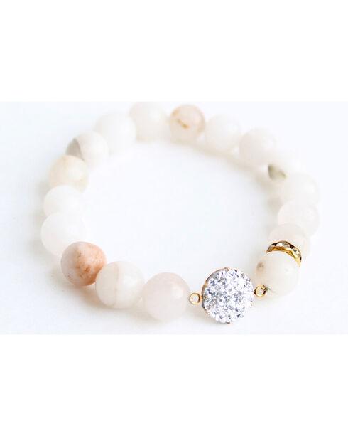 Everlasting Joy Women's Quartz Sparkle Bracelet, No Color, hi-res