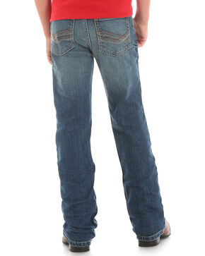 Wrangler Boys' (1-7) Blue 20X No. 42 Vintage Jeans - Boot Cut , Blue, hi-res