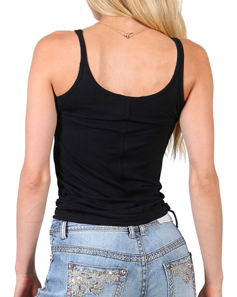 Shyanne® Women's Classic Layering Tank, Black, hi-res