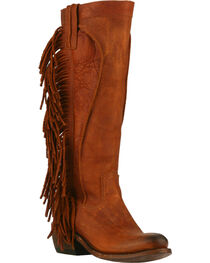 Junk Gypsy by Lane Women's Texas Tumbleweed Western Boots, , hi-res