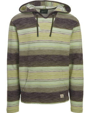Woolrich Men's Baja Days Li Eco Rich Hoodie , Olive, hi-res