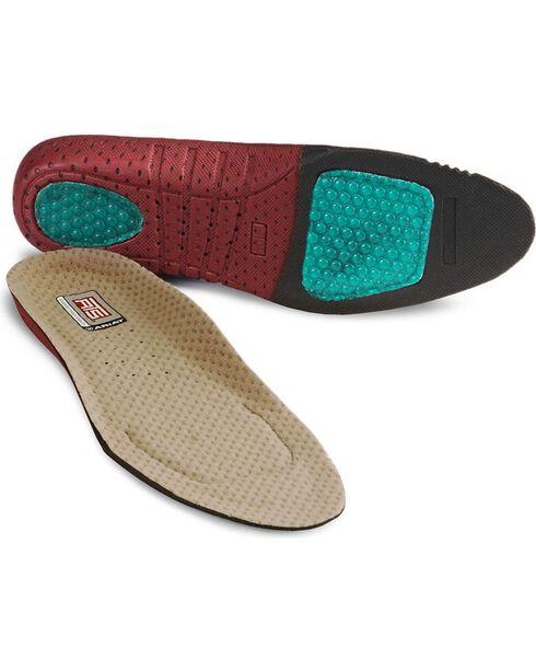 Ariat Men's ATS Footbed Insoles, Multi, hi-res