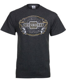 Buck Wear Men's Chevy Deer Buckle Tee, , hi-res