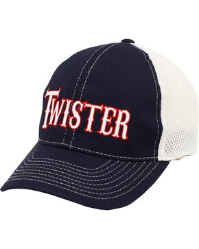Twister Men's Logo Cap, Navy, hi-res