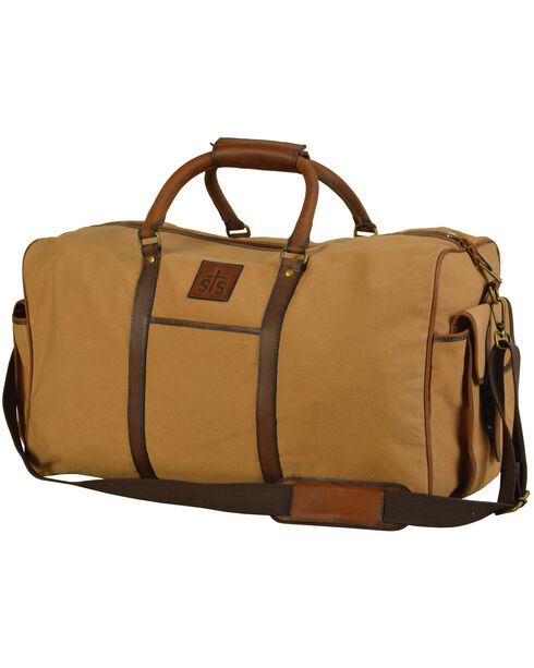 STS Ranchwear Foreman Canvas Travel Bag, , hi-res