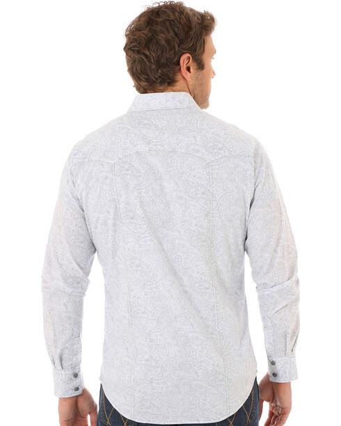 Wrangler Retro Men's Long Sleeve Western Snap Shirt, Multi, hi-res
