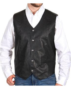 Cody James® Men's Deadwood Vest, Black, hi-res