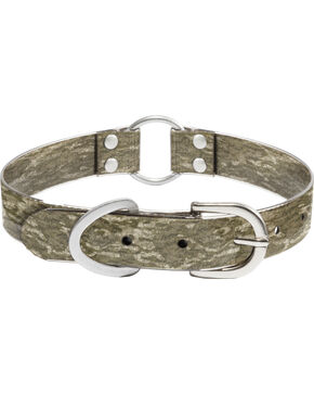 "Browning Mossy Oak Bottomlands Camo Collar - Medium 14 - 20"", Camouflage, hi-res"