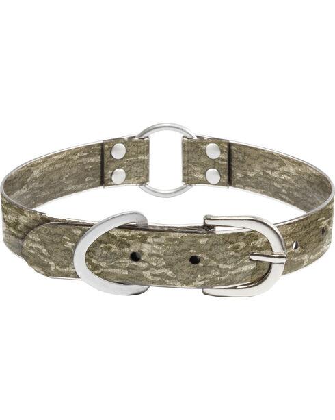 "Browning Mossy Oak Bottomlands Camo Collar - Medium 14 - 20"", Camouflage, hi-res"
