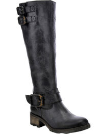 Circle G Women's Tall Engineer Boots, , hi-res