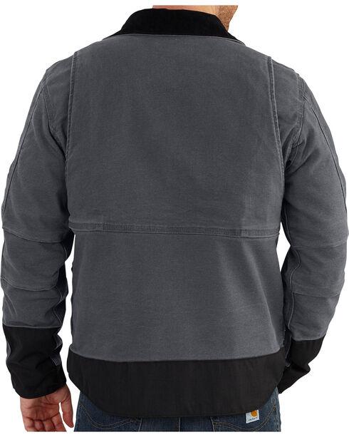 Carhartt Men's Full Swing Caldwell Jacket, Shadow Black, hi-res