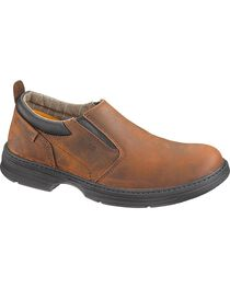 Caterpillar Conclude Slip-On Work Shoes - Steel Toe, , hi-res