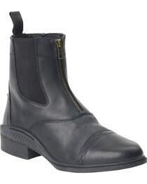 Ovation Women's Aeros Elite Zip Paddock Boots, , hi-res