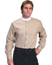 Scully Men's Range Wear Pinstripe Shirt, , hi-res
