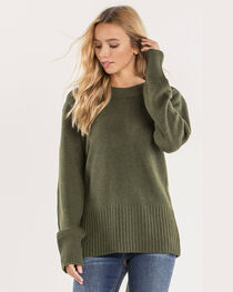 Miss Me Women's All Tied Up Sweater, , hi-res