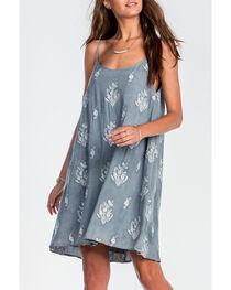 Miss Me Women's Grey Sleeveless Dress, , hi-res