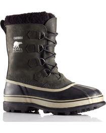 Sorel Men's Caribou Waterproof Winter Boots, , hi-res