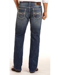 Rock & Roll Cowboy Men's Reflex Double Barrel Jeans - Straight Leg , , hi-res