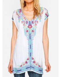 Johnny Was Women's Yassi Tunic , , hi-res