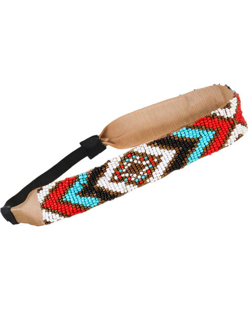 Shyanne® Women's Beaded Headband, Multi, hi-res