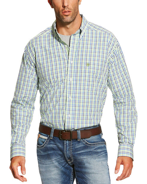 Ariat Men's Multi Brett Shirt , Multi, hi-res