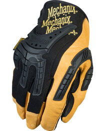 Mechanix Wear CG Heavy Duty Leather Work Gloves , , hi-res