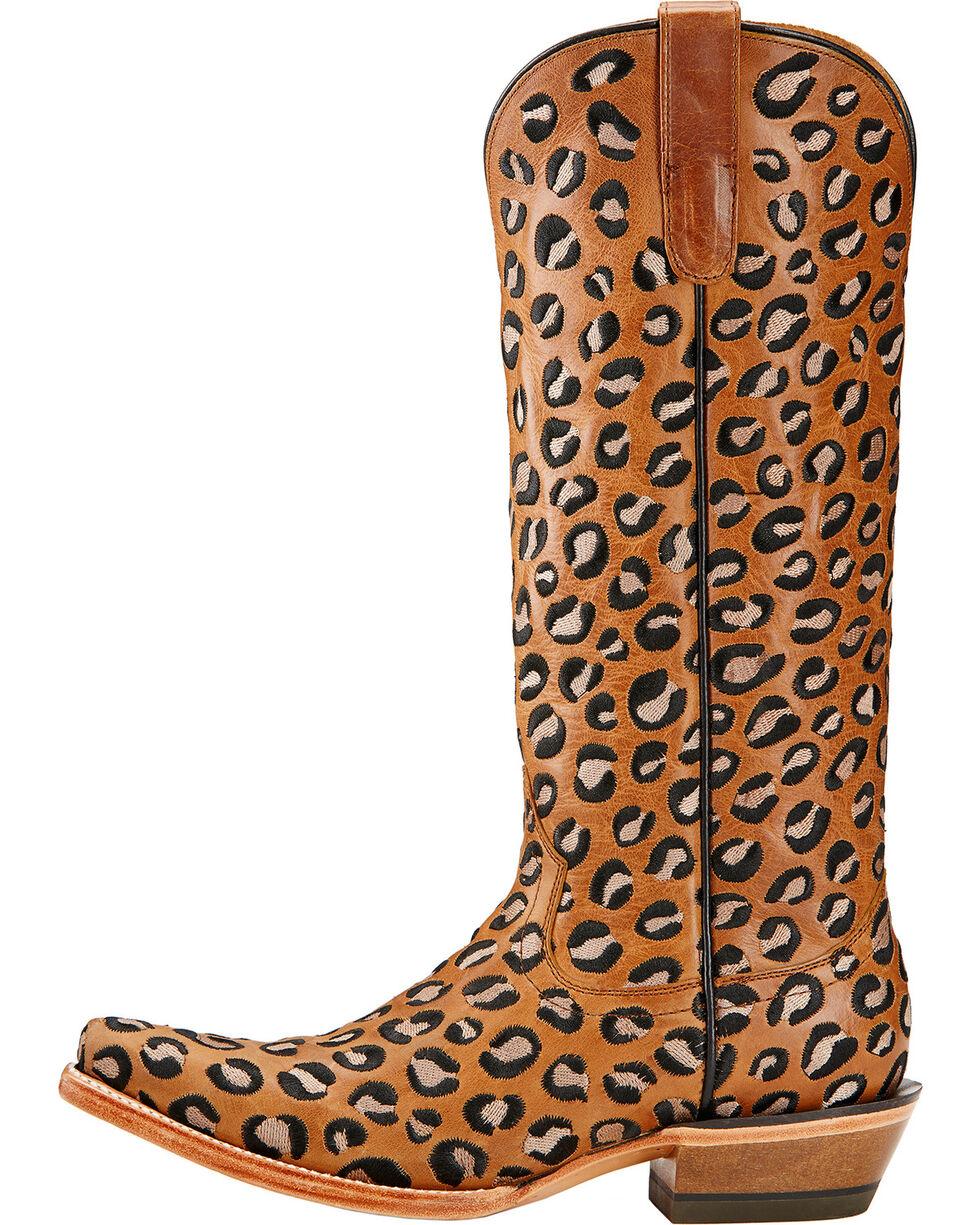 Ariat Women's Leopard Wild Cat Western Boots, , hi-res