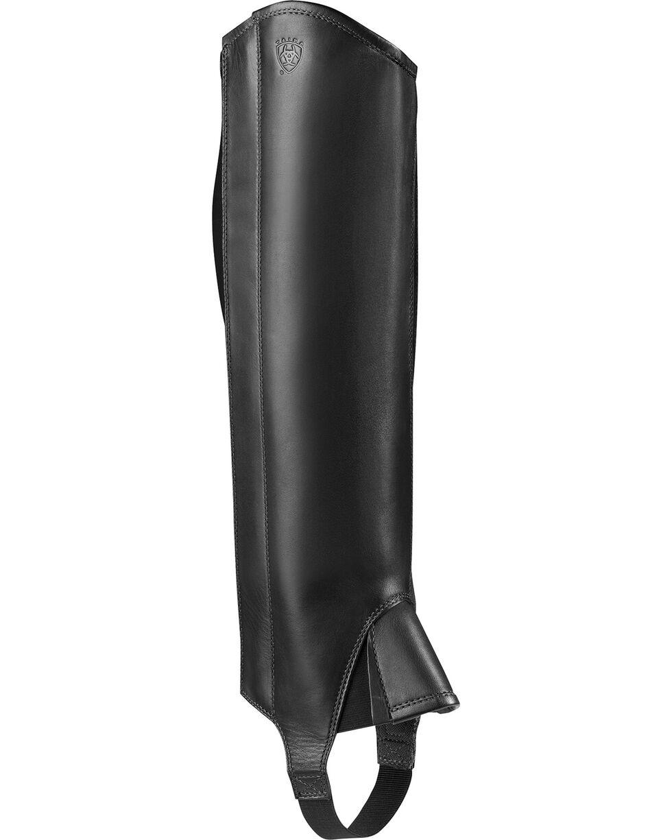 Ariat Unisex Classic Chap III Half Chaps, Black, hi-res