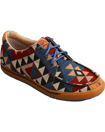 HOOey Lopers by Twisted X Women's Patterned Shoes, , hi-res