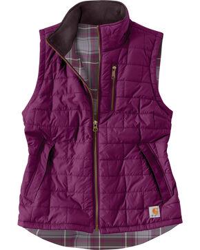 Carhartt Women's Amoret Vest, Magenta, hi-res