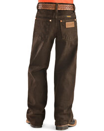 Wrangler Boy's Cowboy Cut Original Fit Jeans, , hi-res