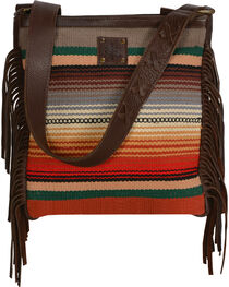 STS Ranchwear Ponderosa Serape Crossbody Bag, , hi-res